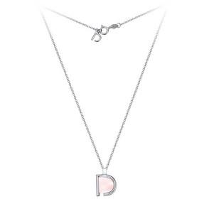 DR爱的礼物 D-DESTINY系列 纯爱款 套链(粉贝)