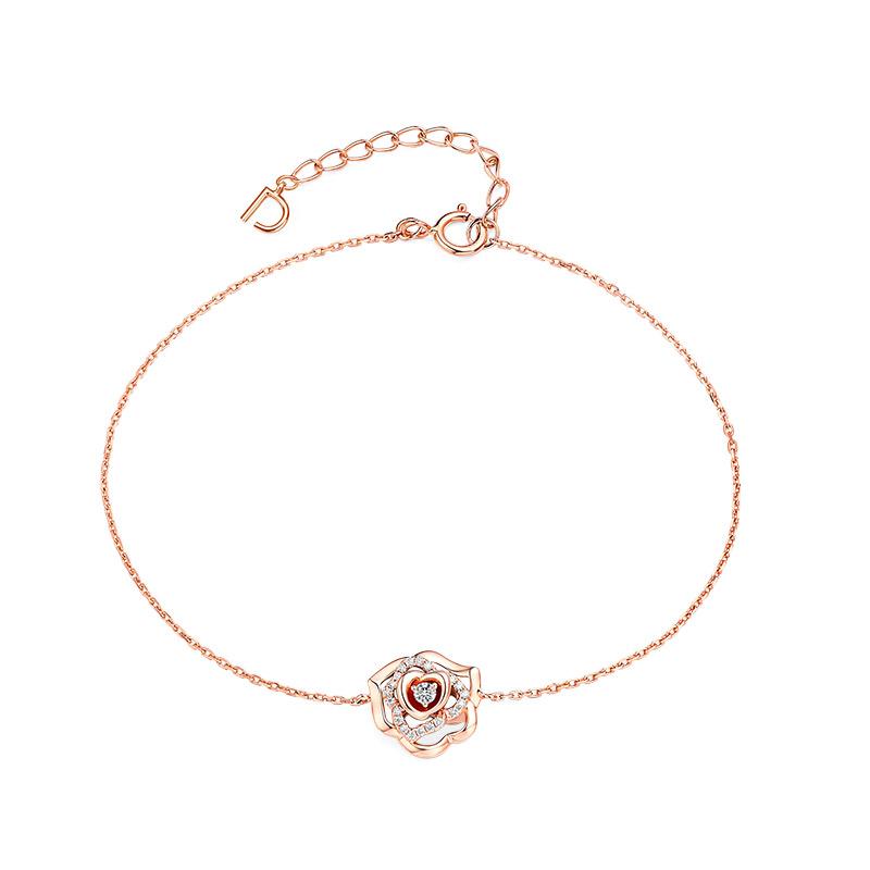 DR爱的礼物 FLOWER LOVE系列 玫瑰手链