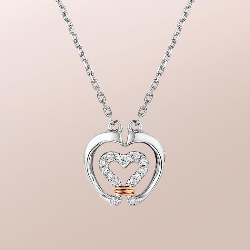 DR愛的禮物 LOVE LINE系列 甜蜜款 套鏈
