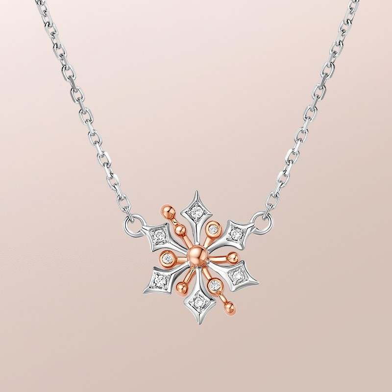 DR愛的禮物 SNOW系列 簡奢款 套鏈