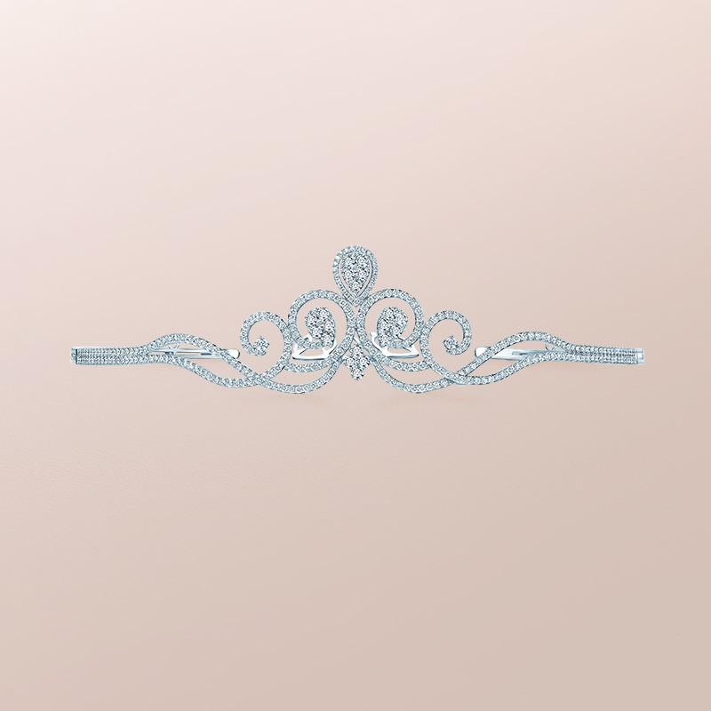 DR爱的礼物 WEDDING系列 MY QUEEN 皇冠
