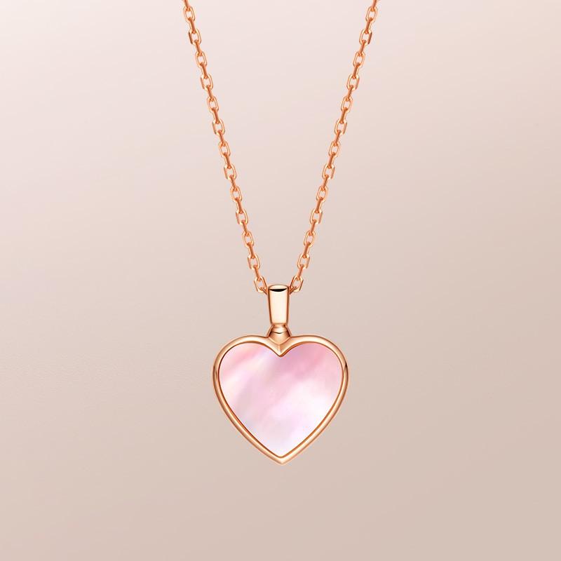 DR爱的礼物 MY HEART系列 小甜心 套链