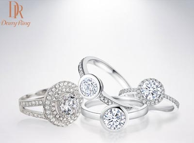 Darry Ring橱窗梦幻主题:爱带你飞翔