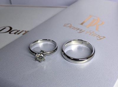 Darry Ring Forever求婚钻戒图片价格