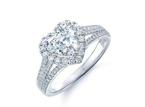70分钻石戒指的钻石直径 70分钻石戒指的钻石高度