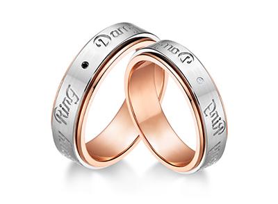 18k彩金戒指多少钱_彩18k金钻石戒指多少钱一克