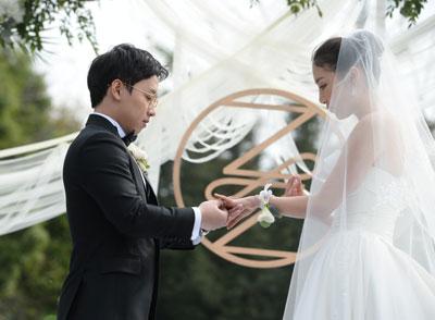 邹凯周捷婚礼珠宝盘点 很多明星都选择它