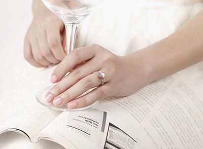女士戒指的戴法和意义