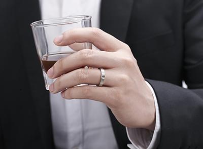 男士戒指的戴法和意义
