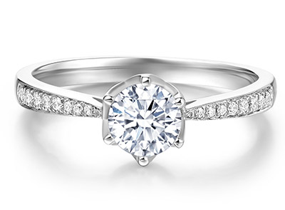 求婚钻戒怎么选?怎么选求婚钻戒