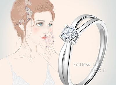 订婚承诺一生一世 戒指品牌选哪个更浪漫