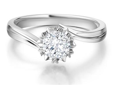 白金钻石戒指价格 白金钻石戒指多少钱