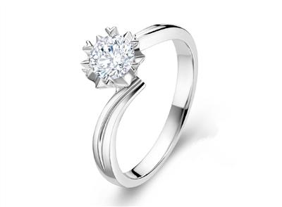 pt950钻石戒指多少钱,铂金和白金pt950又有什么区别?