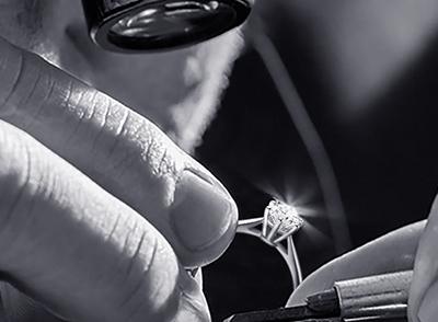 定制求婚戒指