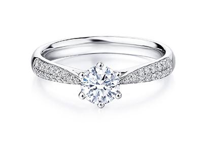 菱形戒指博士 永恒的彼此相连接的东西不常有的乐趣 50点菱形戒指