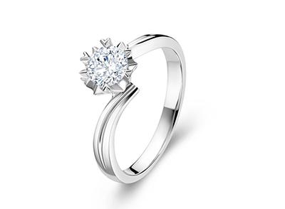 品牌珠寶店50分的鉆戒價格應該是多少_品牌鉆石價格表