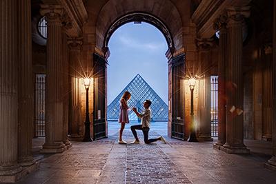DR巴黎卢浮宫门店——定格你和我的倾城时光